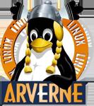 Logo Linux Arverne
